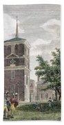 Independence Hall, 1799 Bath Towel