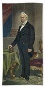 James Buchanan (1791-1868) Bath Towel