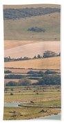 Lewes East Sussex Hand Towel