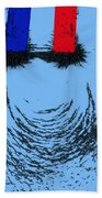 Magnetic Attraction Bath Towel