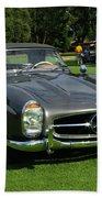 Mercedes 300 Sl Hand Towel