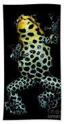 Mimic Poison Frog Bath Towel