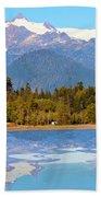 Mount Shuksan Bath Towel
