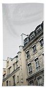 Paris Street Bath Towel