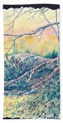 Rooted In Time Bath Towel