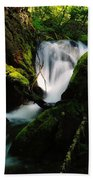 Small Waterfall Bath Towel