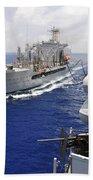 The Military Sealift Command Fleet Bath Towel