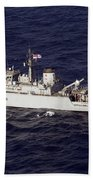 The Royal Navy Mine Countermeasures Bath Towel