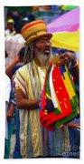 West Indian Day Parade Brooklyn Ny Bath Towel