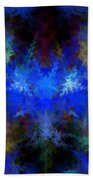 Fractal Bath Towel