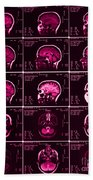 Mri Of Normal Brain Bath Towel