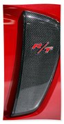 2012 Dodge Charger Rt  Hand Towel