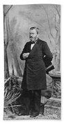 Ulysses S. Grant (1822-1885) Bath Towel