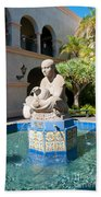 Balboa Park San Diego Bath Towel