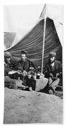 Civil War: Union Soldiers Bath Towel