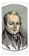 Fran�ois Magendie, French Physiologist Bath Towel