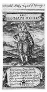 Henry IIi (1551-1589) Bath Towel