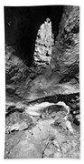 Lava Tube Cave Bath Towel