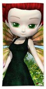 Lil Fairy Princess Bath Towel