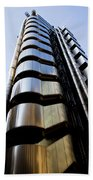 Lloyds Building Central London  Bath Towel