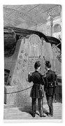 Paris: Exposition Of 1867 Bath Towel