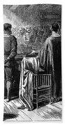 Pilgrims: Thanksgiving, 1621 Bath Towel