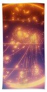Proton-photon Collision Bath Towel