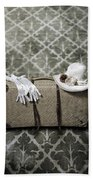 Suitcase Hand Towel