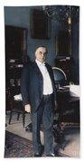 William Mckinley (1843-1901): Bath Towel