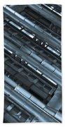 Lloyd's Building London  Bath Towel