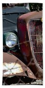 '36 Ford II Bath Towel