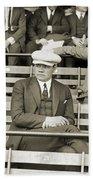 George H. Ruth (1895-1948) Bath Towel