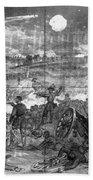 Civil War: Gettysburg Bath Towel
