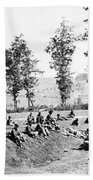Civil War: Soldiers Bath Towel