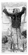France: Revolution Of 1848 Bath Towel