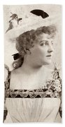 Lillian Russell (1861-1922) Bath Towel