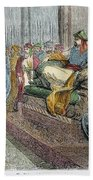 Saladin (1138-1193) Bath Towel