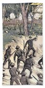 Spanish-american War, 1898 Bath Towel
