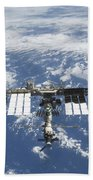 The International Space Station Bath Towel