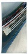41 Hudson Super Six Emblem Bath Towel