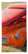 41 Willys Coupe Bath Towel