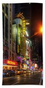 42nd Street Nyc 3.0 Bath Towel