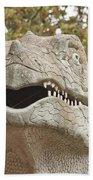 Dinosaur Bath Towel