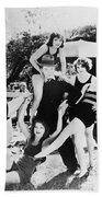 Film Still: Beach Bath Towel