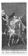 Foxe: Book Of Martyrs Hand Towel