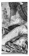 Louis Xv (1710-1774) Bath Towel