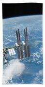 The International Space Station Bath Towel