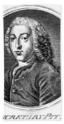 William Pitt (1708-1778) Bath Towel