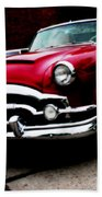 53 Packard Caribbean Convertible Coupe Bath Towel