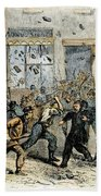 Civil War: Draft Riots Bath Towel